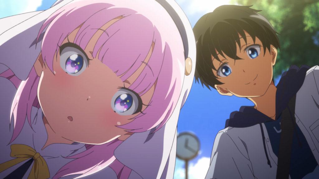TVアニメ『神様になった日』